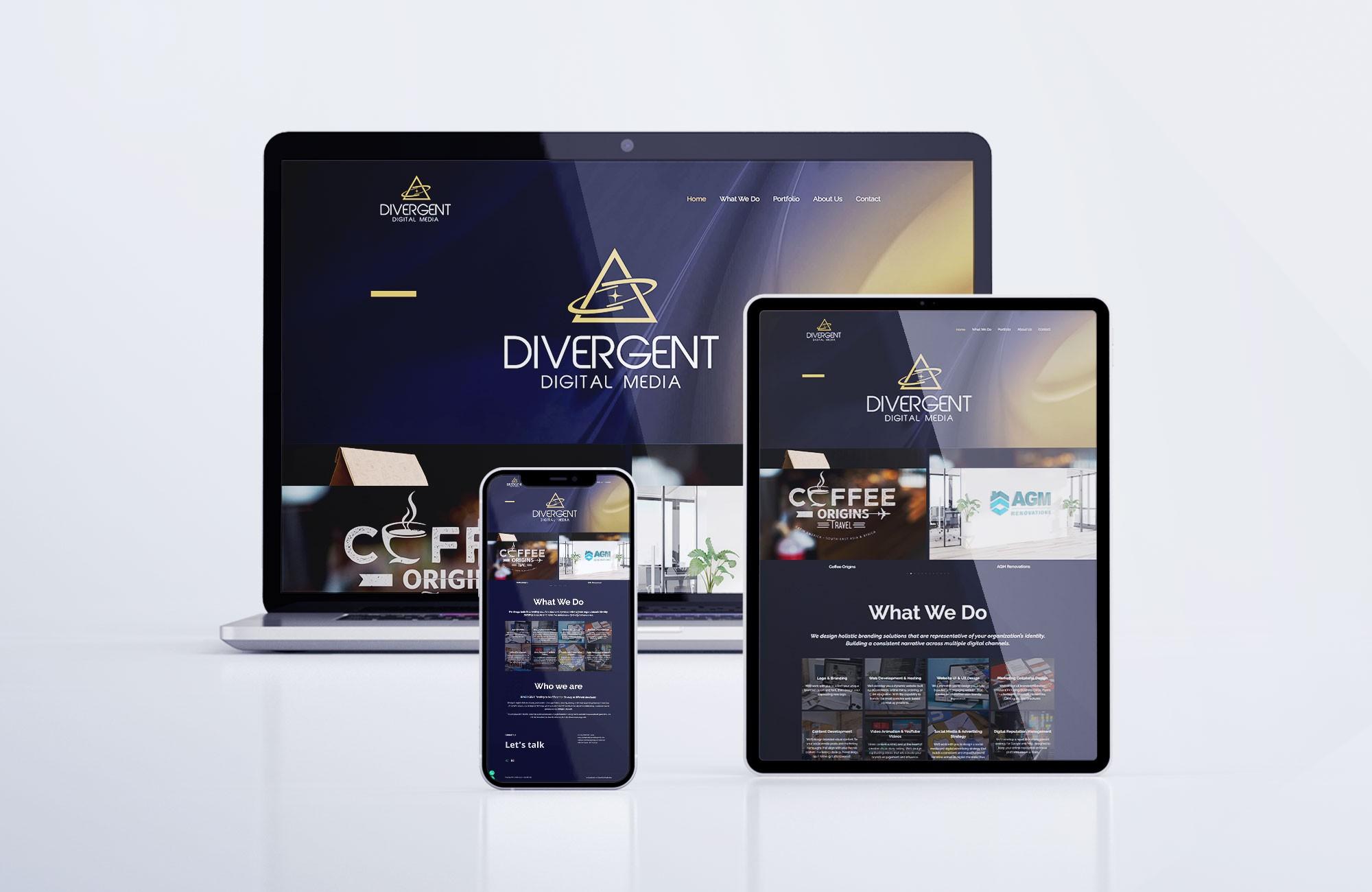Divergent Digital Media
