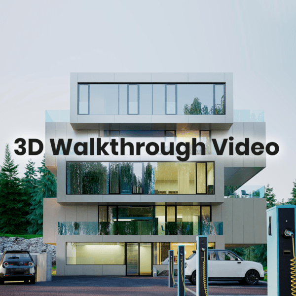 #D Walkthrough Video