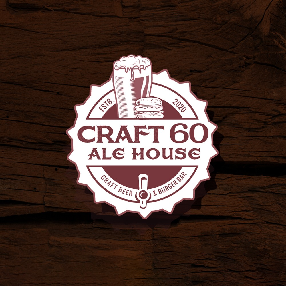CRAFT 60 ALE HOUSE - Cover