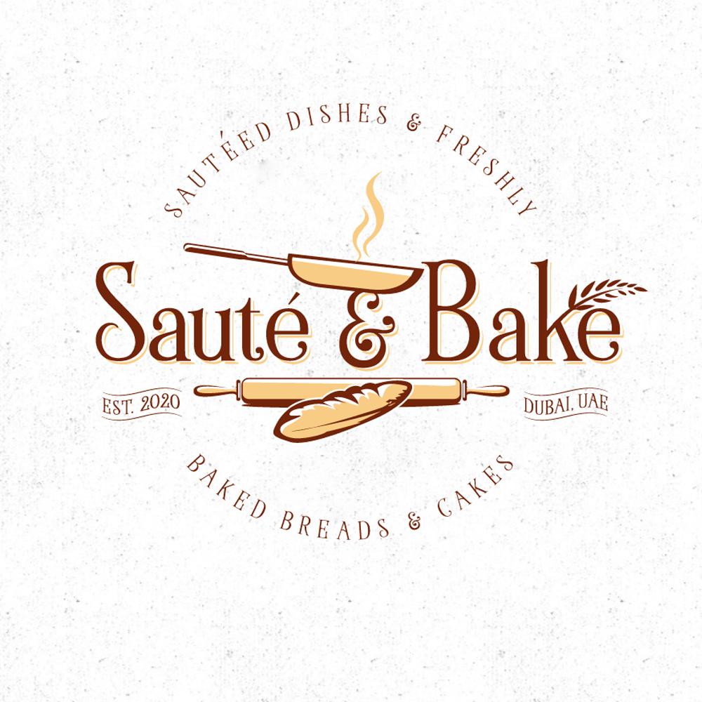 Saute & Bake - Cover